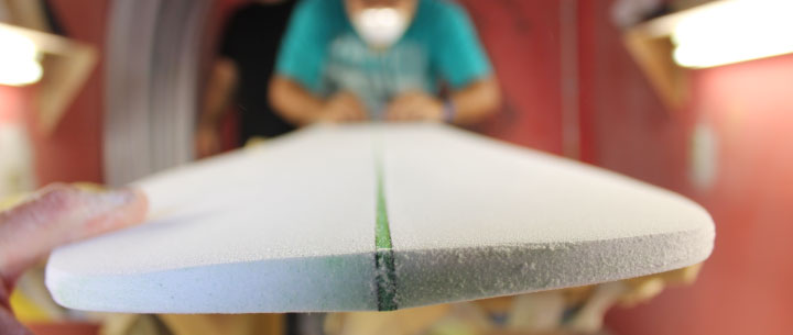 Cal-CAB scientists partner to produce algae-based sustainable surfboard